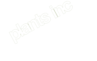 Plants Inc. Logo